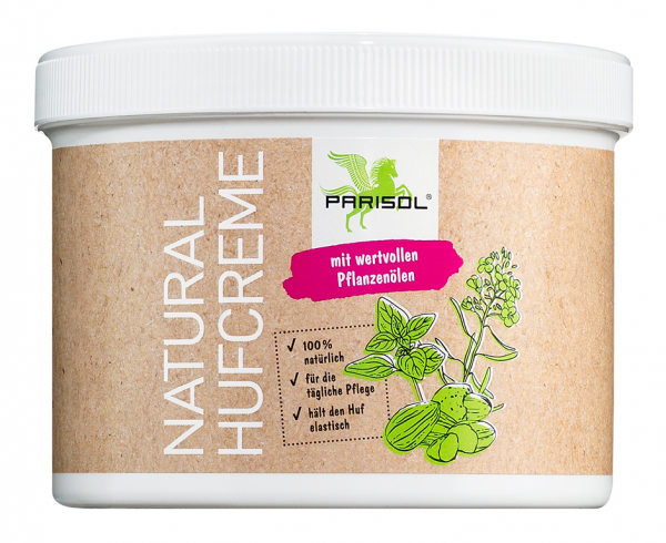 Parisol Natural Hufcreme