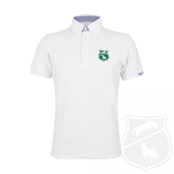 Equiland Turniershirt Proline Men - Weiss