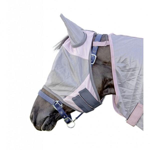 HKM Fliegenschutzmaske -Grey-