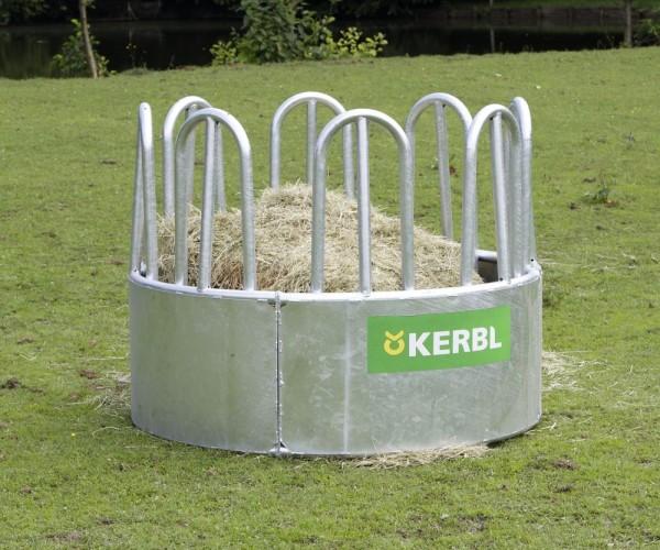 Kerbl Rundraufe mit 8 Fressplätzen