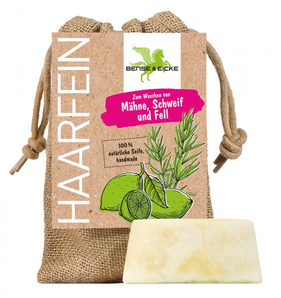 Bense & Eicke Haarfein - Die Seife aus dem Sack 100g
