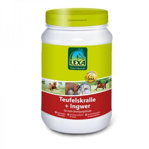 Lexa Teufelskralle & Ingwer 3kg