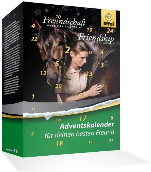 Effol Adventskalender 2021 *Pflegeprodukte für Pferd und Reiter*