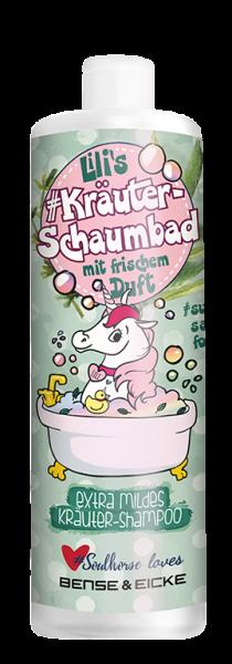 Soulhorse Lili's #Kräuter-Schaumbad 500 ml