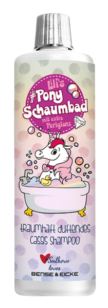 Soulhorse Lili's #Pony-Schaumbad