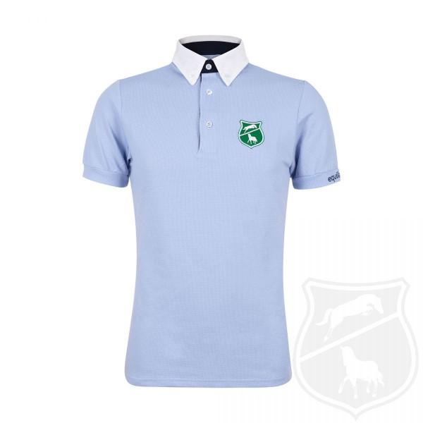 Equiland Turniershirt Proline Men - Hellblau