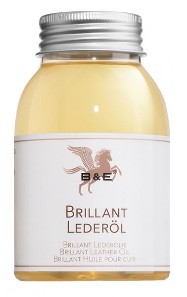 B&E Brilliant Lederöl 250 ml
