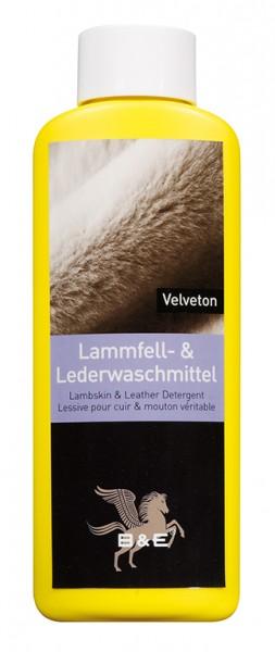 Velveton Lammfell- & Lederwaschmittel